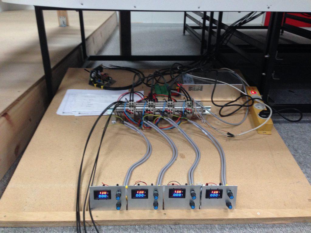 Ny strømforsyning med nye regulatorer